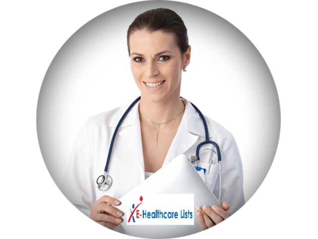 Doctors mailing list & email list by E-Health Care Lists