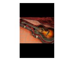 1936 Martin 00-18 OO18 Rare Sunburst Finish Acoustic Guitar