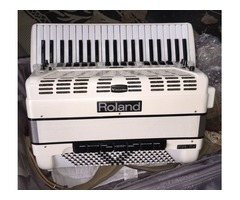 Roland FR-7x WHITE MIDI Piano keyboard V-Accordion