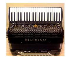 Scandalli Super v1 l piano accordion