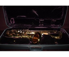 Selmer Mark VI Tenor Saxophone 1968