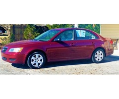 2008 Hyundai Sonata marked down