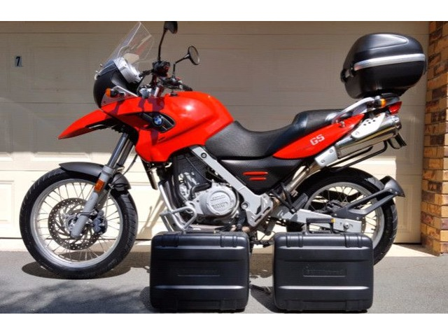 Bmw F650gs 2005 Motorcycles Columbia North Carolina