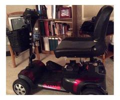 Phoenix HD 4 Wheel Scooter