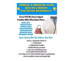 Uninsured? Affordable Health Program!