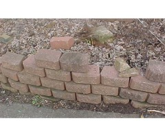 landscaping brick pavers