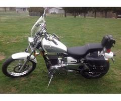 650 Suzuki Motorcycle