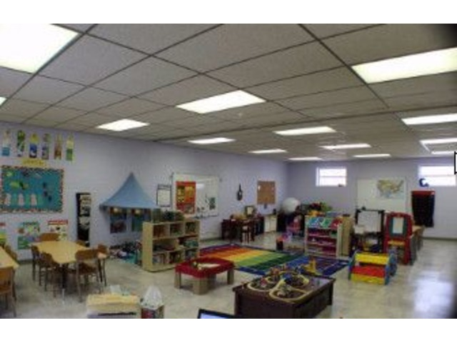 First Lutheran Church in downtown OKC just opened a new preschool!