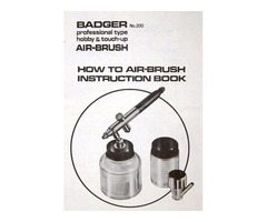 Badger Airbrush – 200 - LIKE NEW