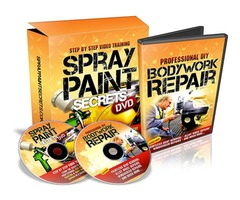 Now You Can Learn Professional Spray