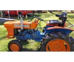 tractor KUBOTA L1500