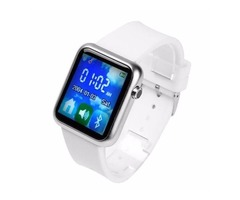 White Atongm W009 1.44 inch Touch Screen Bluetooth 4.0 Smart Watch