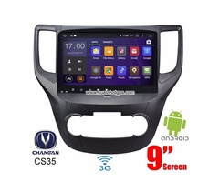 Chana CS35 auto audio radio GPS android Wifi navigation camera | free-classifieds-usa.com