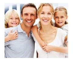 Health and Dental Benefits for the entire family $24.95/month