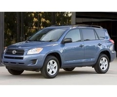 Get 2009 Toyota RAV4 SUV for less!!