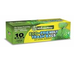 Eco-smartbags Biodegradable Trash Bags