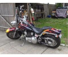 2001 AC Harley Davidson Softail