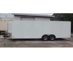 Motorcycle Trailer with 36in Side Door for SALE