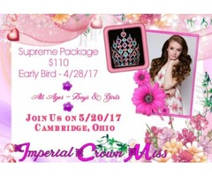 Imperial Crown Miss USA Beauty Pageant