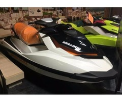 New 2017 Sea-Doo GTS Personal Watercraft