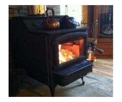 wood stove BUCK