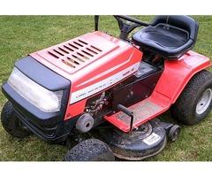 """Lawn Chief (MTD) 38"""" Cut Riding Lawn Mower - 12.5 Hp Briggs & Stratton Engine"""