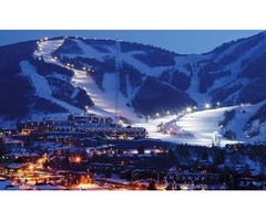 awesome ski condo, best location in the hart