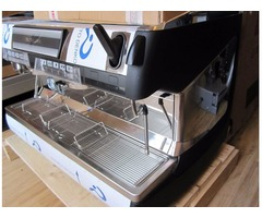 Commercial Espresso Machine for Coffee Shop - Brand New Simonelli