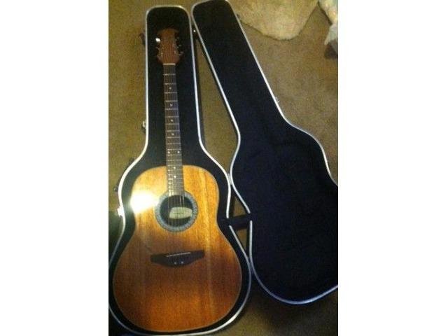 2 Guitars for sale | free-classifieds-usa.com