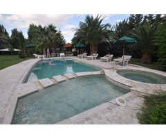 Quinta Anabtawi - A Resort with Pool and Gardens