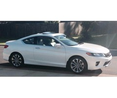 2015 Honda Accord Coupe EX-L V6 Automatic