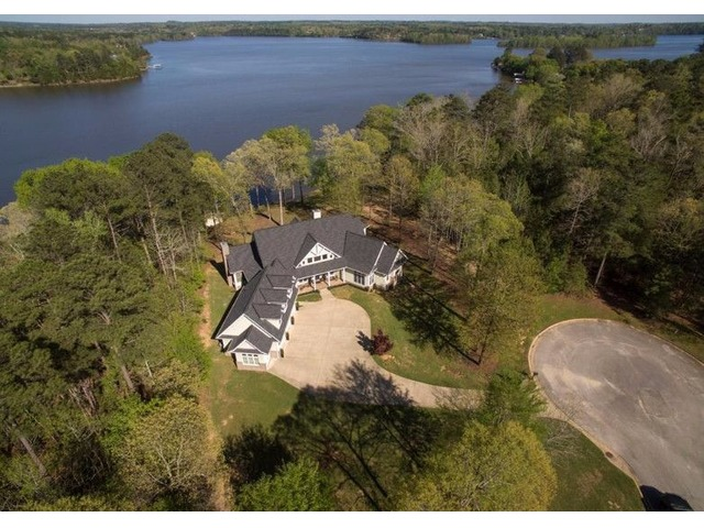 Beautiful Home On Lake Tuscaloosa Houses Apartments For Sale