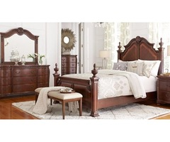 FURNITURE RENT BEDROOM 6PC