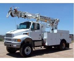 2005 STERLING TEREX DIGGER FOR SALE IN PHOENIX