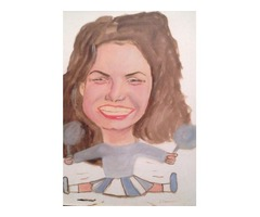 Caricatures by Michael