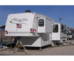2000 Alpenlite 5th Wheel for sale