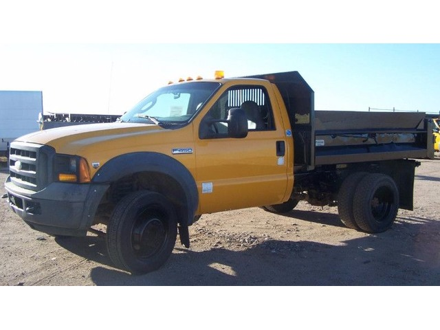 2006 ford f450 dump truck for sale trucks commercial vehicles apache junction arizona. Black Bedroom Furniture Sets. Home Design Ideas