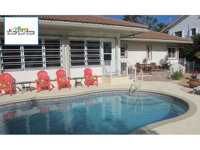 VACATION RENTALS IN KEY COLONY BEACH FL