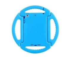 For iPad Mini 1/2/3 Blue EVA Disk Style Bumper Portable Protective Case