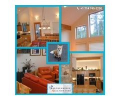 Vacation home rentals breckenridge co
