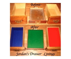 DRAWER LINING SERVICES