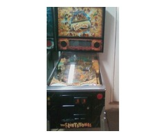 PINBALL THE FLINTSTONES