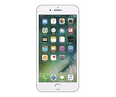 Apple iPhone 7 Plus Unlocked Phone 128 GB - US Version (Silver)