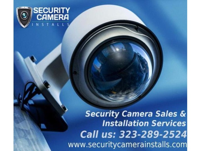 Security Cameras & Security System Installation