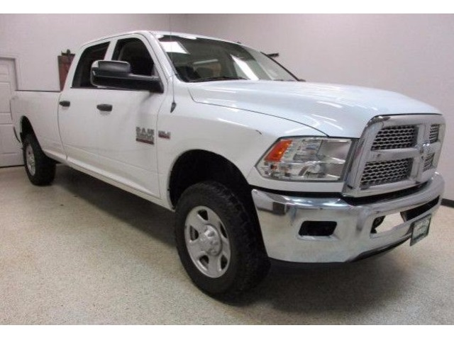 2013 Dodge Ram 3500 4wd 5.7 V8 Crew Cab Automatic Long Bed