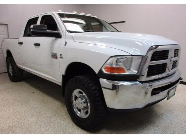 2011 Dodge Ram 3500 4wd 6.7 Diesel Crew Cab Automatic Short Bed