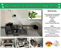 Round Bottle Machine PRO-MT-50/ Generic Brand