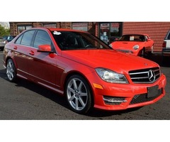 2014 Mercedes-Benz C-Class AWD C 300 Sport 4MATIC 4dr Sedan