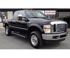 2010 Ford F-350 Super Duty 4x4 Lariat 4dr SuperCab 6.8 ft. SB SRW Pickup