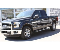 2015 Black Ford F-150 Pickup Truck V6 Twin Turbocharger